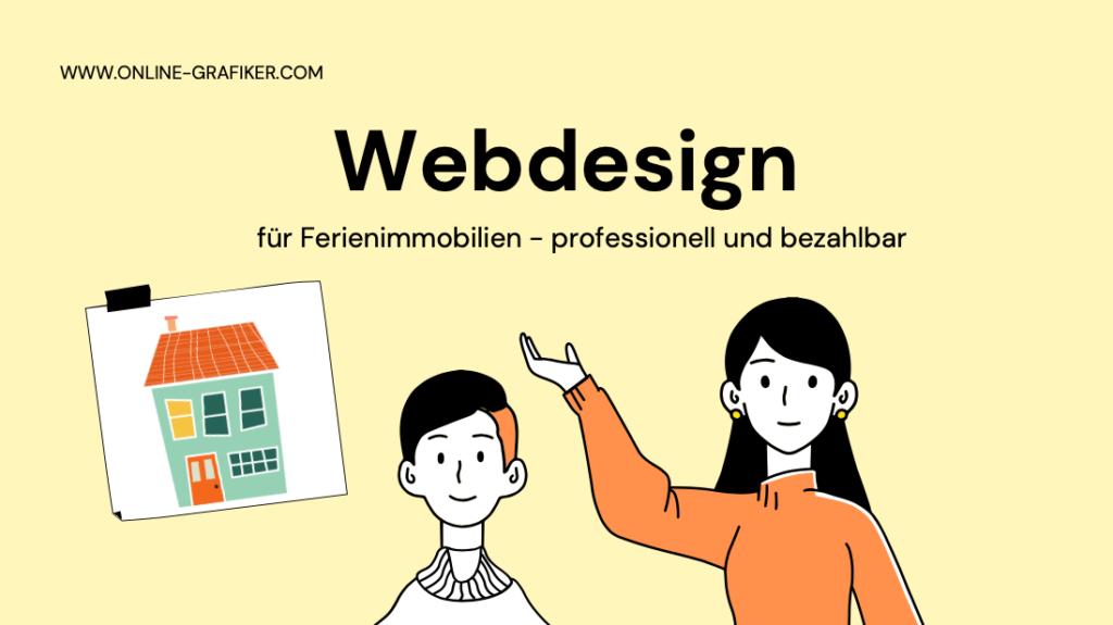 Webdesign Ferienimmobilien